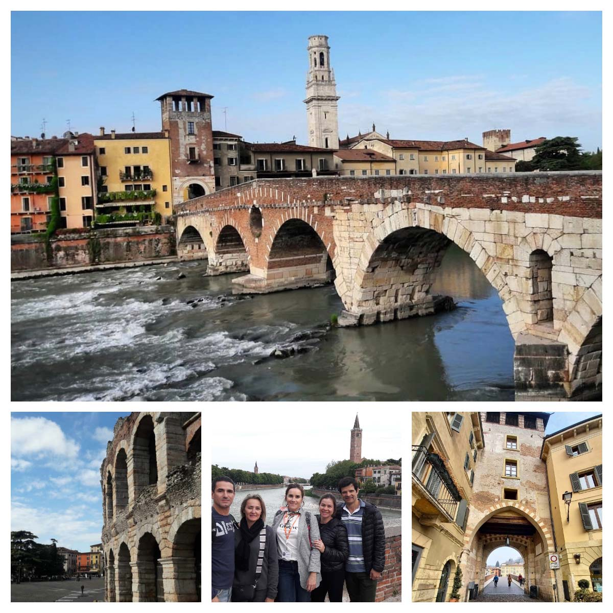 Guia de Turismo em português em Verona
