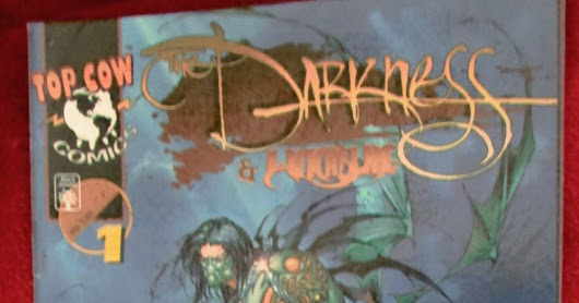 Darkness & Witchblade 01
