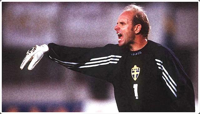 Thomas Ravelli Suécia 1994