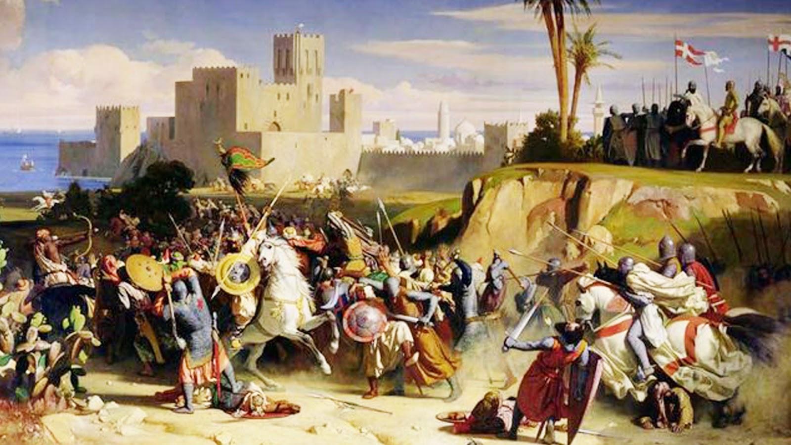 Crusades Historyleaks