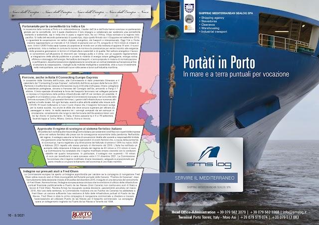 MAGGIO 2021 PAG. 10 - NEWS DALL'EUROPA