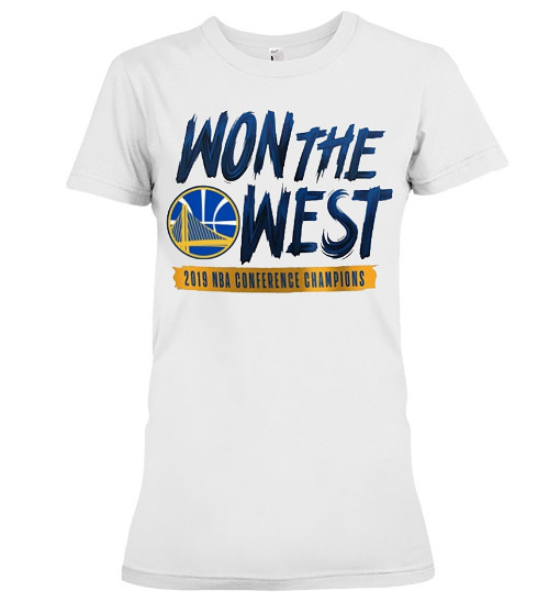 Won The West Warriors Shirts Hoodie Sweatshirt Tank Tops