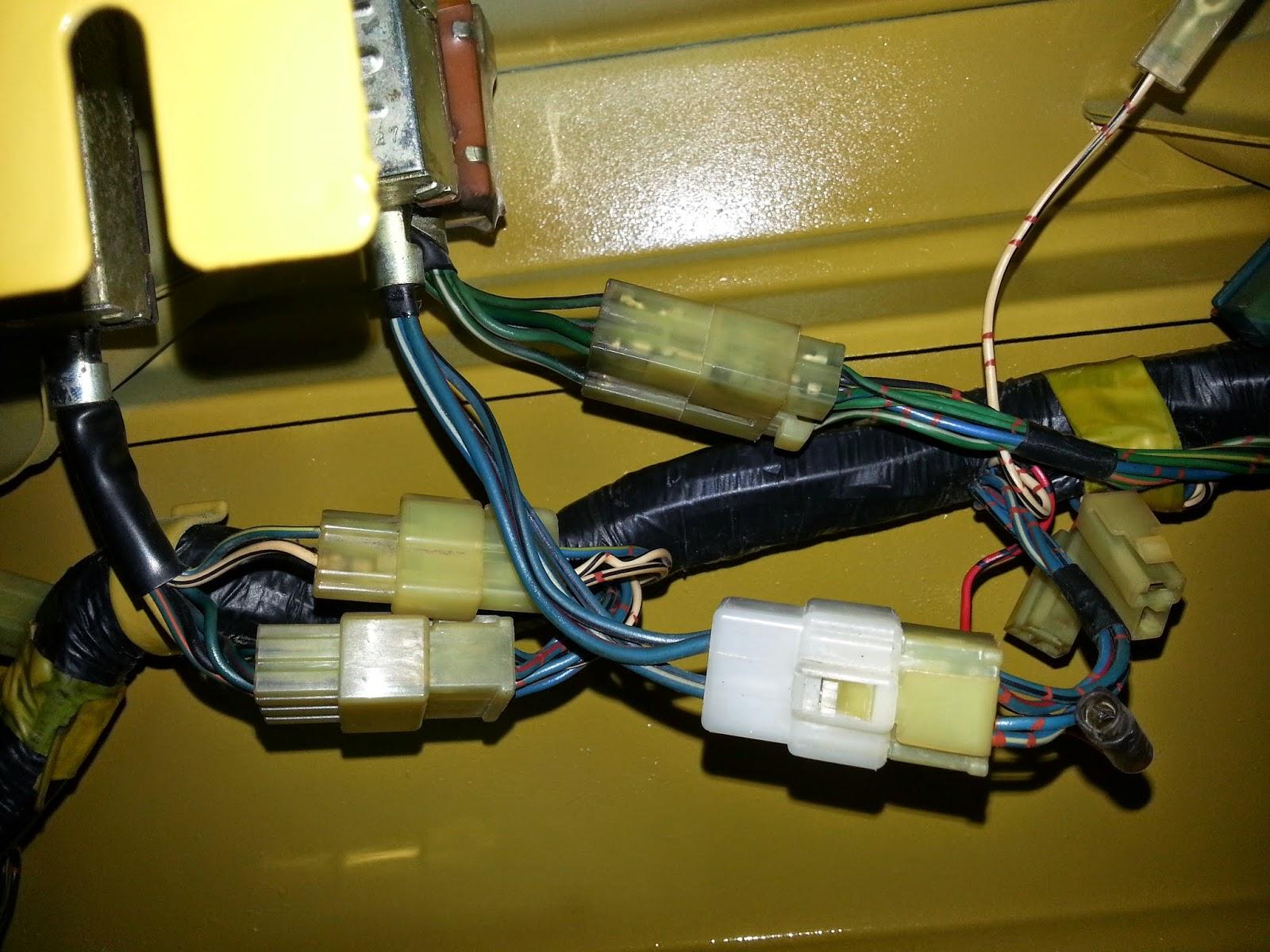 Fj40 Wiring Harness