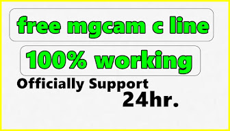 Free mgcam c line 1 month only update november 2020