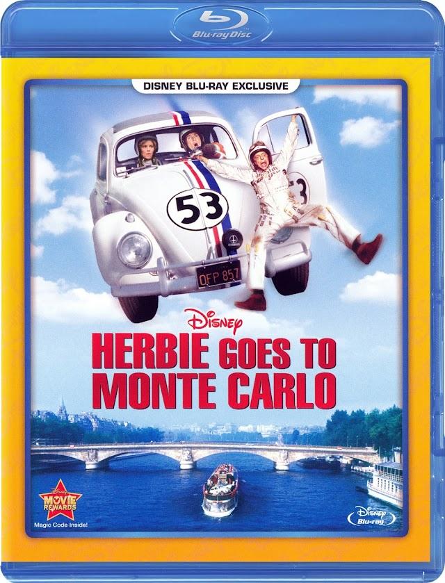 Herbie Goes To Monte Carlo 1977 x264 720p Esub BluRay Dual Audio English Hindi GOPI SAHI