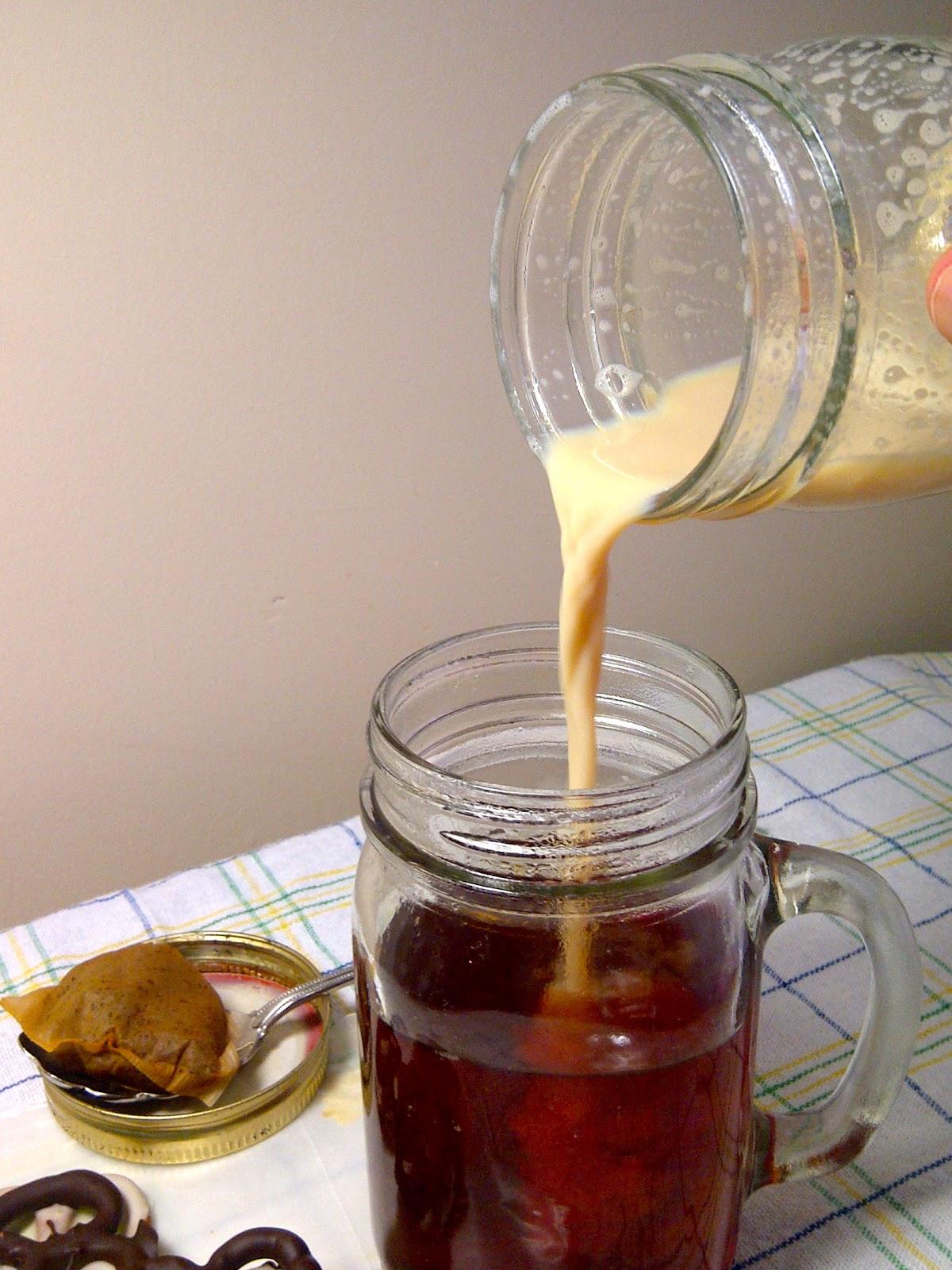 Soliloquy Of Food Amp Such Pretzel Milk Latte