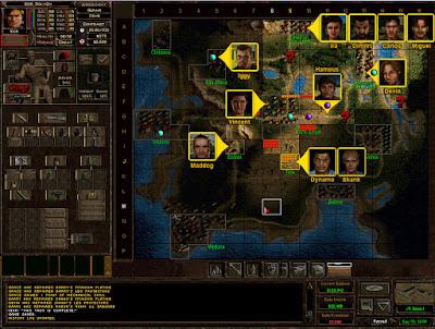 Jagged Alliance 2 Gold  Game Screenshot 2007