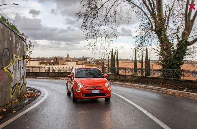 νέο Fiat 500 τιμές