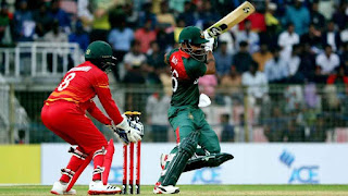 Liton Das 60 - Bangladesh vs Zimbabwe 2nd T20I 2020 Highlights