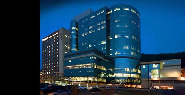 bangunan rumah sakit