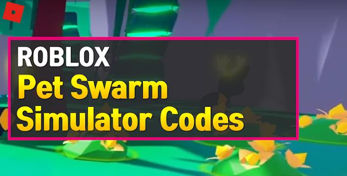 Códigos do Simulador Roblox Pet Swarm (março de 2021)
