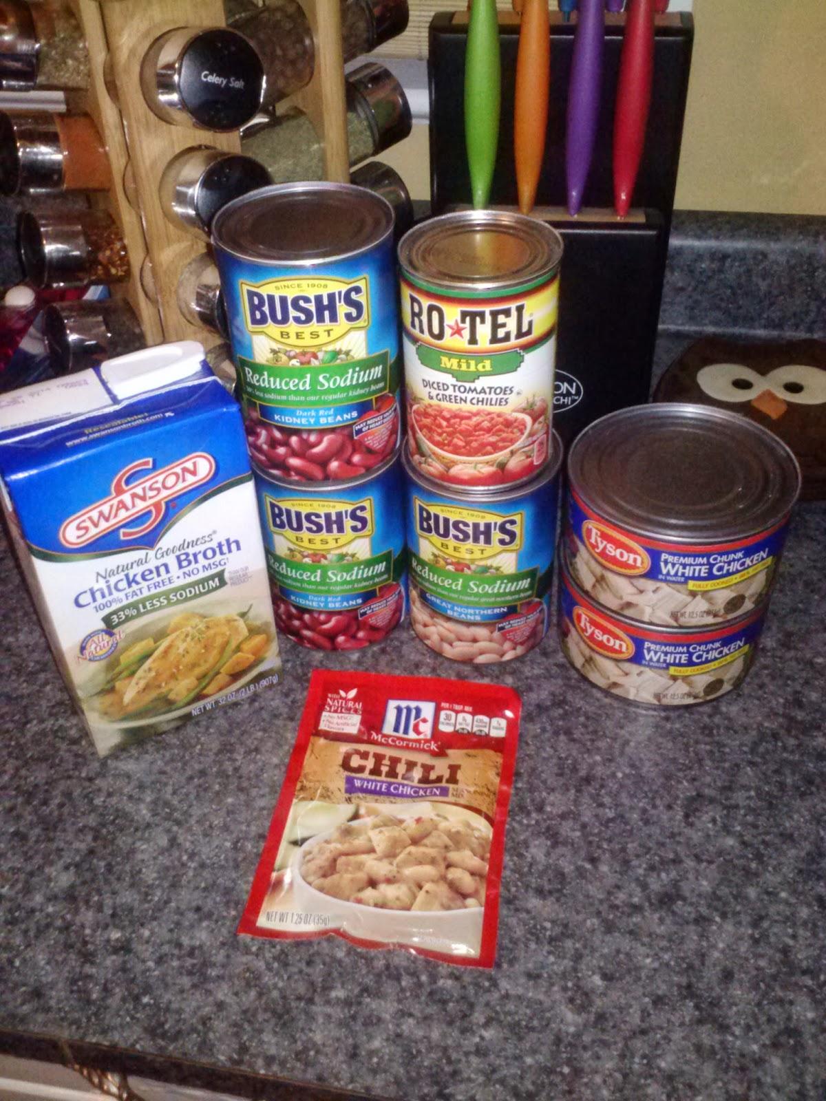 White Chicken Chili Crockpot Recipes Mccormick