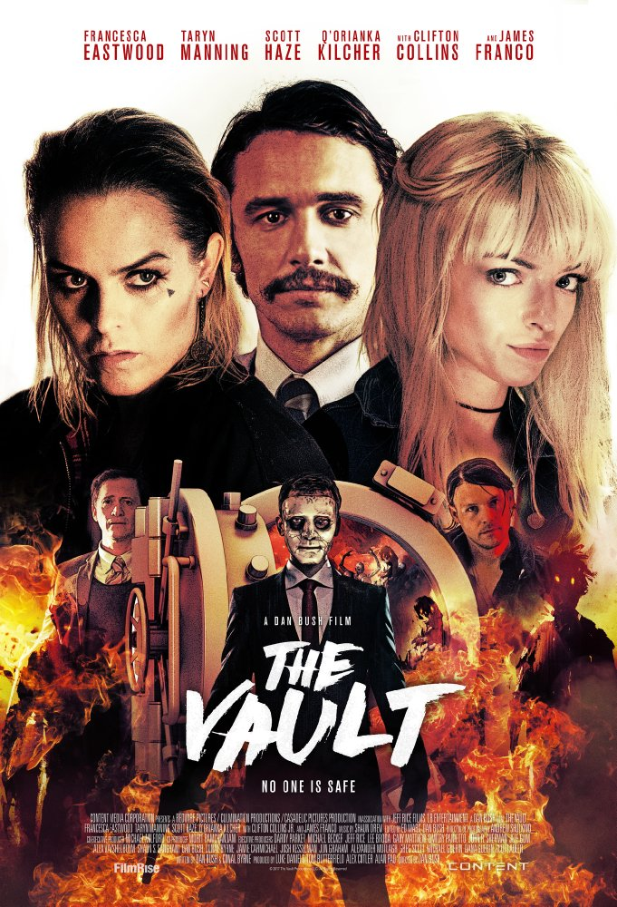 A Film A Day: The Vault (2017)