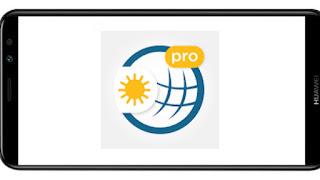 تنزيل برنامج Weather & Radar Pro - Ad-Free (Paid) (Mod premium مدفوع و مهكر بدون اعلانات بأخر اصدار