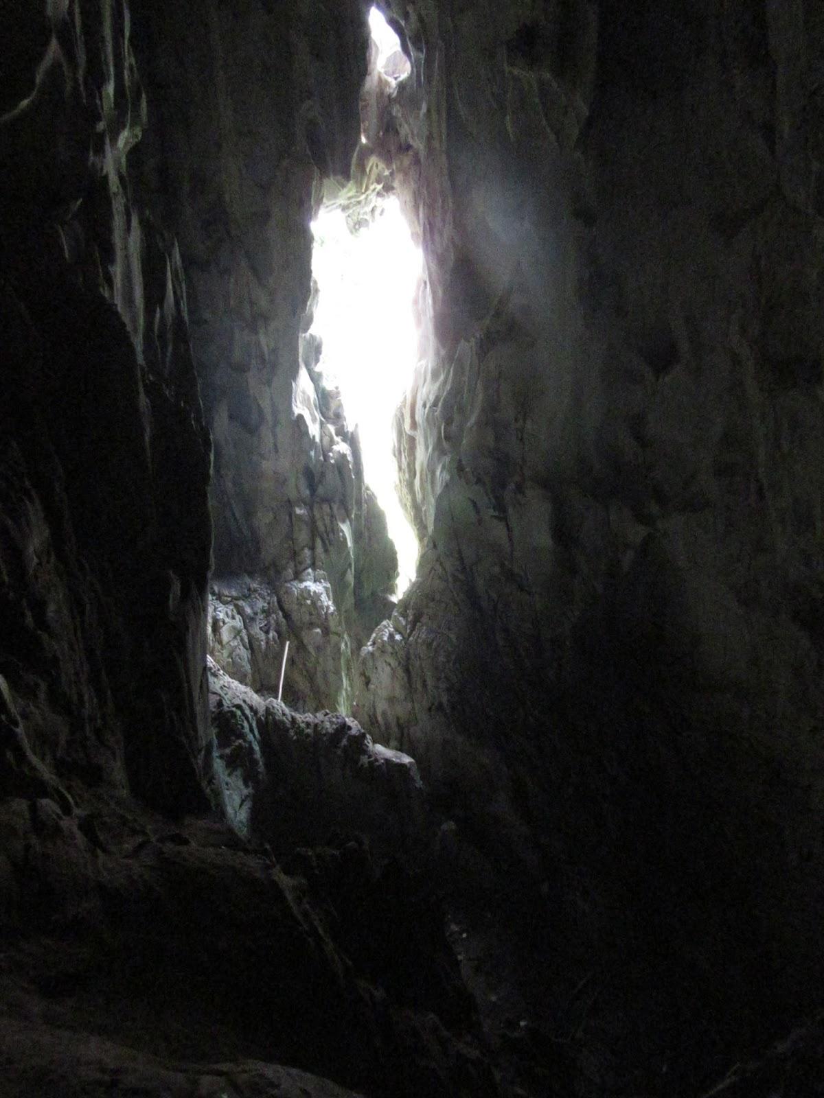 Cueva de Pha Tok, cerca de Nong Khiaw, Laos