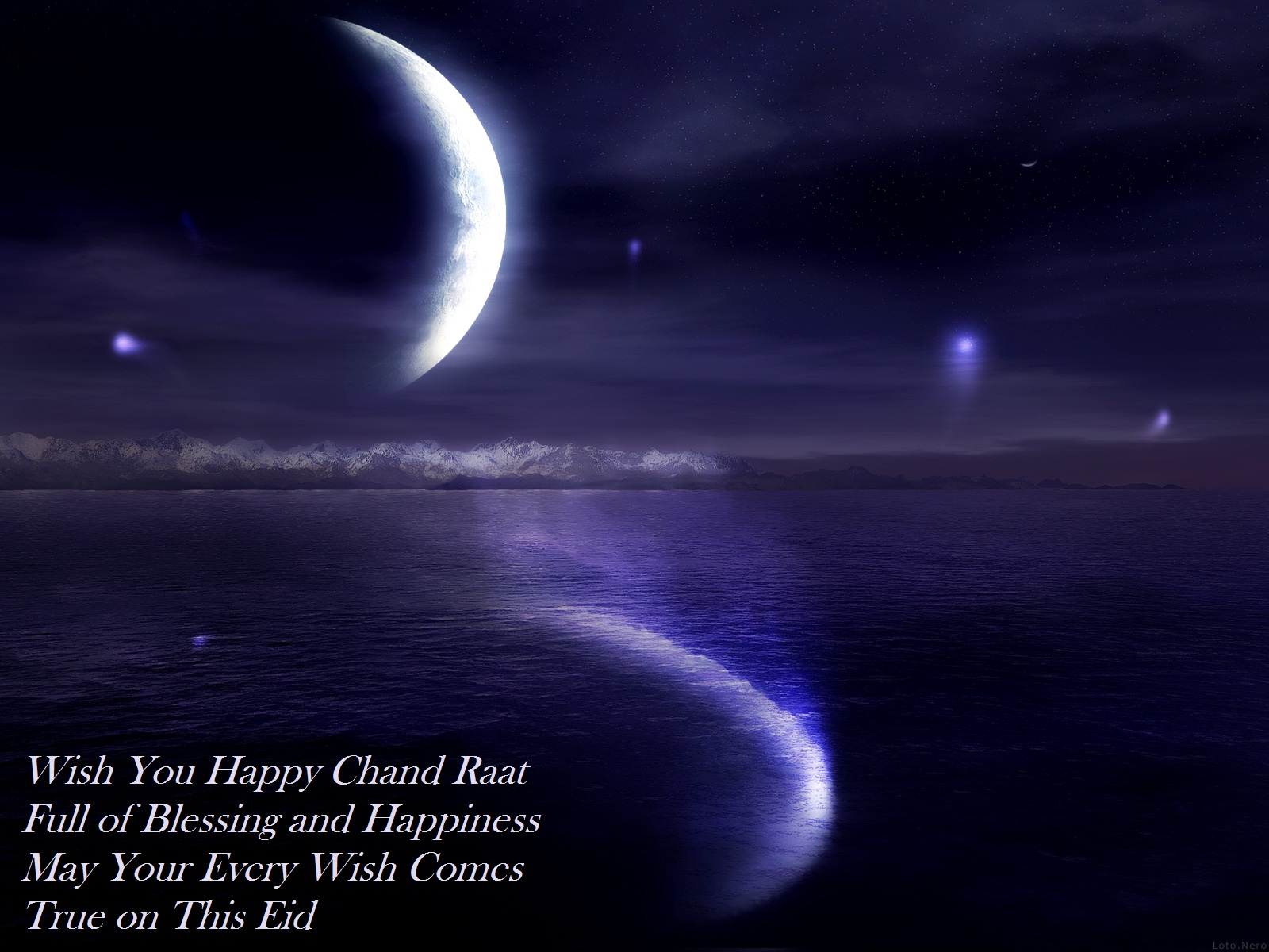HAPPY CHAND RAAT 2014 CARDS + PICTURES + Wallpapers + Photo