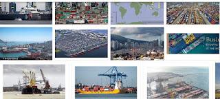 12 besar pelabuhan tersibuk di dunia