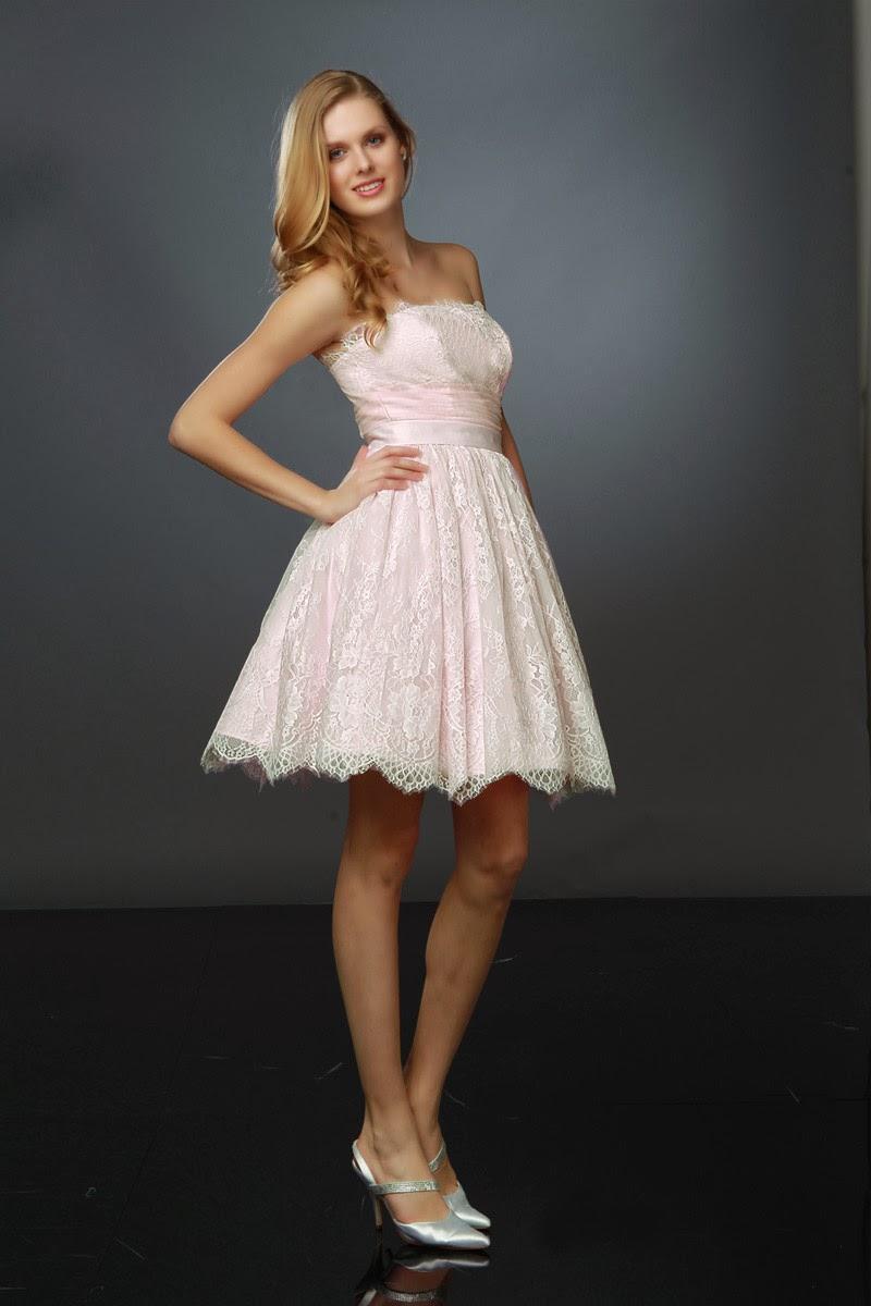 Modelos de vestidos cortos para matrimonio civil
