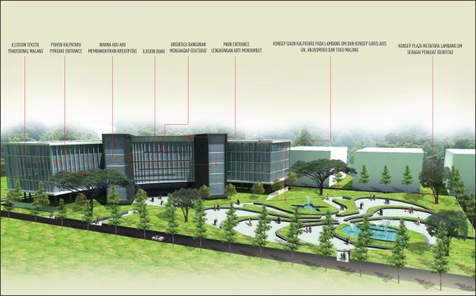 gambar desain perpustakaan