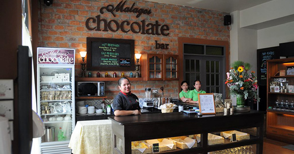 Malagos Chocolate Museum in the Philippines