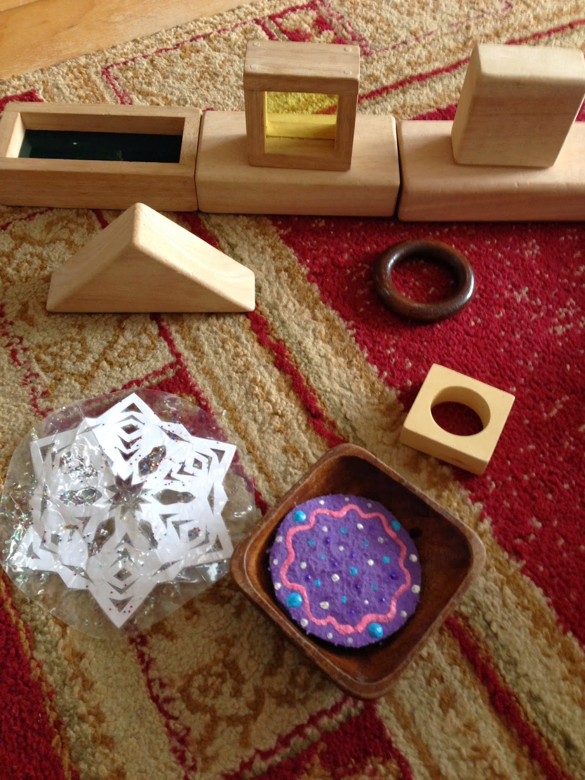 Loose Parts and Open Ended Toys - A Liberating Experience