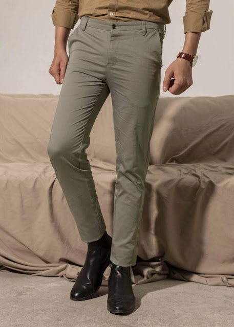 quần kaki nam fashionminhthu
