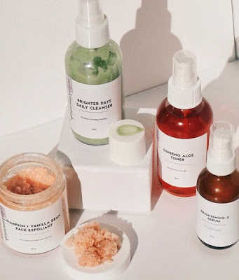 black owned skincare products