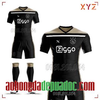 Trọn Bộ Áo Bóng Đá Đẹp CLB Ajax 2020