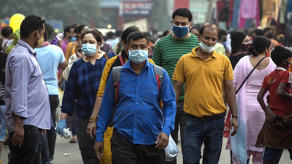 India registra más de 145.000 casos diarios de coronavirus con cierres en el estado más golpeado