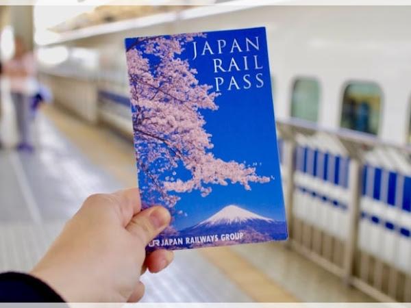 Manfaat Japan Rail Pass dan Beberapa Tempat Wisata Di Jepang