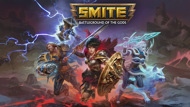 SMITE: Official Game Direct Free Download