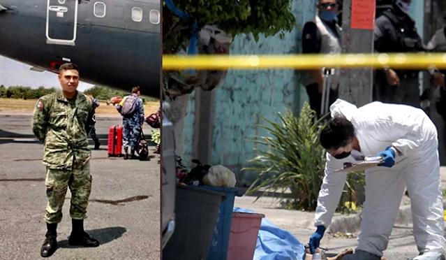 Cuatro balazos y escaparon Sicarios fueron a domicilio a ejecutar a miembro de La Guardia Nacional
