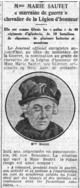 Marie Sautet