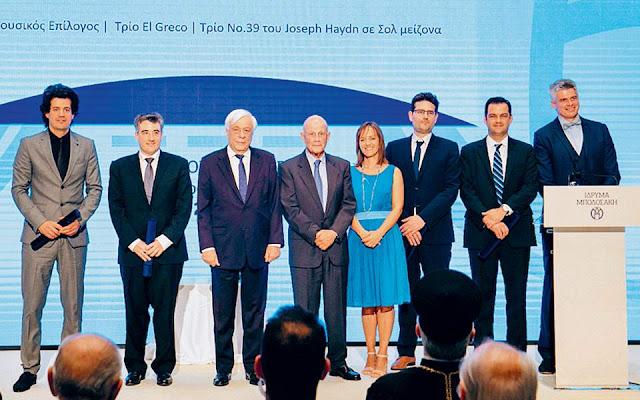 Ο Αργείτης επιστήμονας Στέλιος Μιχαλόπουλος βραβεύθηκε από το Ίδρυμα Μποδοσάκη