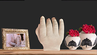 Ubrighty Hand Casting Kit and Molding Clay To Create Priceless Memories