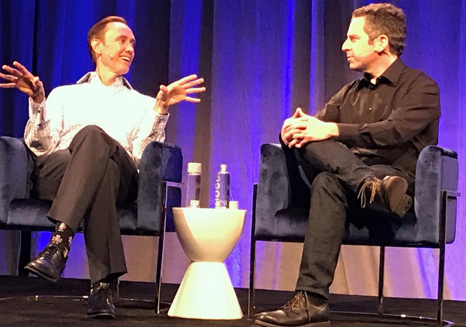 Sam Harris and Steve Jurvetson Discuss Artificial Intelligence