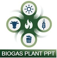 biogas plant ppt pdf