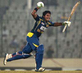 Kusal Perera 106 - Bangladesh vs Sri Lanka 3rd ODI 2014 Highlights