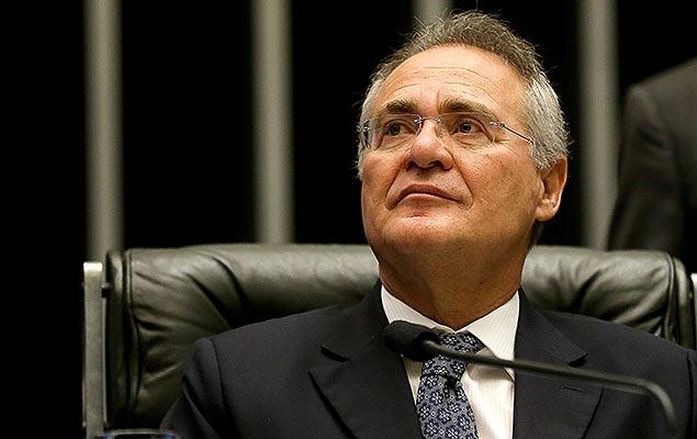 Alvo da Lava Jato e de 11 inquéritos no Supremo, o presidente do Senado cria um oportuno clima ruim com o Judiciário e arrasta o Planalto