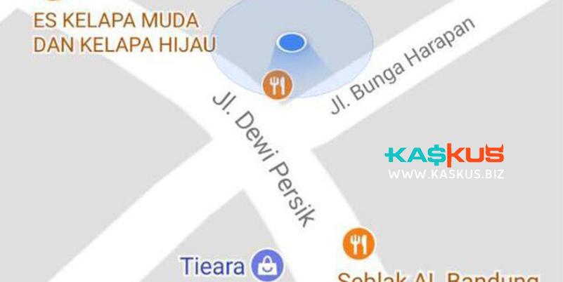 Jalan Dewi Persik