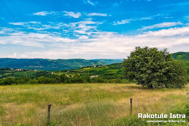 Pogled iz Rakotule @ www.poistri.eu