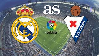 موعد مباراة ريال مدريد وايبار اليوم 14-06-2020 ضمن الدوري الاسباني والقنوات الناقلة