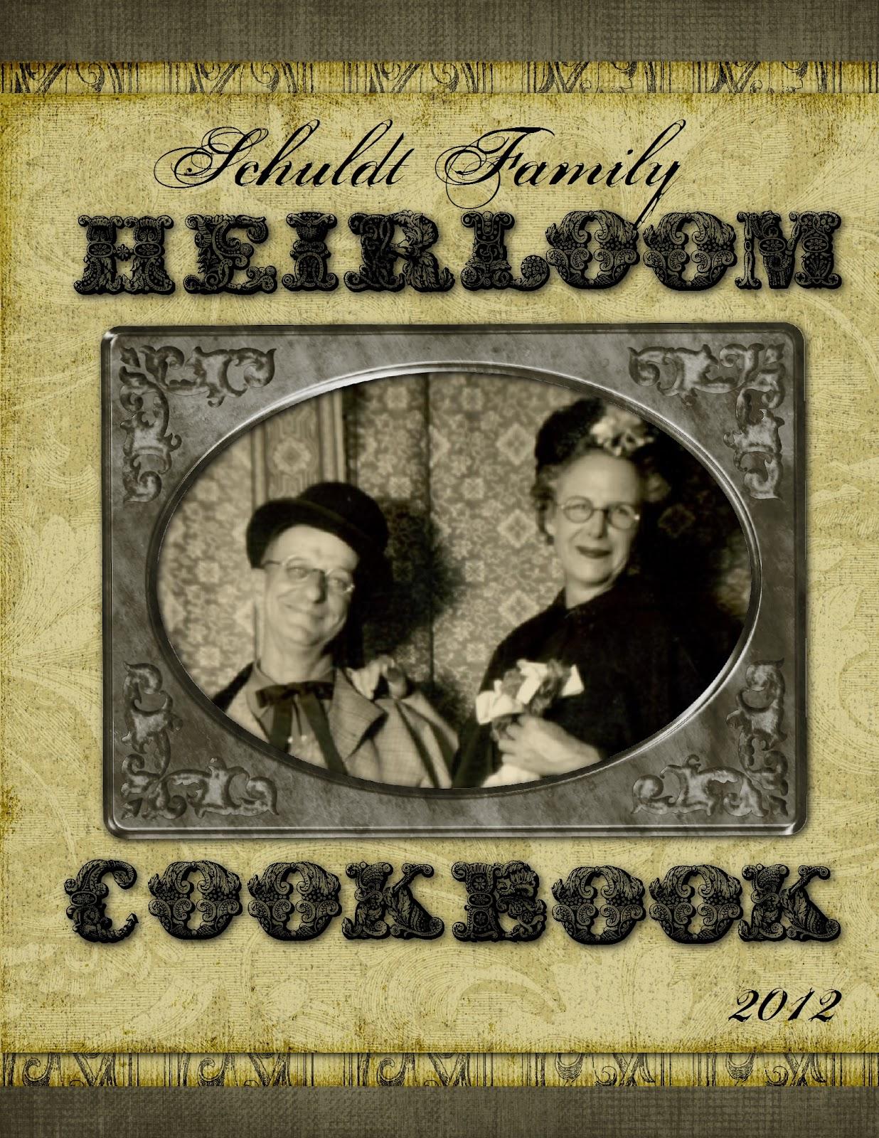 kids cookbook template - heritage collector storybook family heirloom cookbook