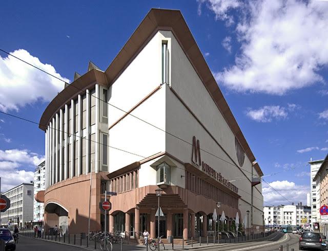 Museu de Arte Moderna em Frankfurt