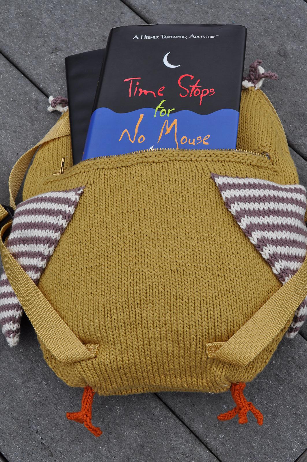 Birdie Backpack Tutorial