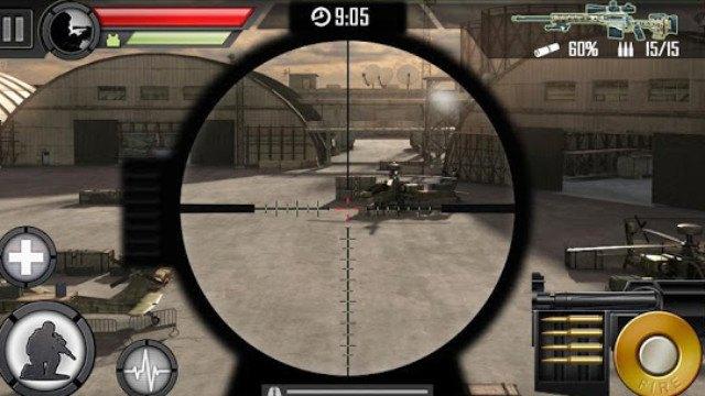 Game sniper offline terbaik di Android