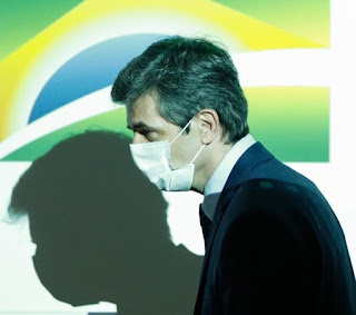 saúde teich corona brasil governo cloroquina mandetta