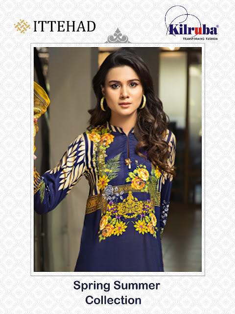kilruba ittehad pakistani Suits wholesaler