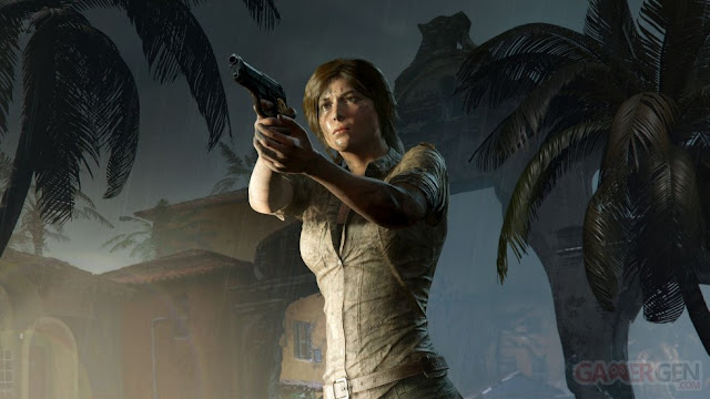 شاهد أكثر من 30 دقيقة للعبة Shadow of the Tomb Raider و صور عالية الدقة من هنا ..