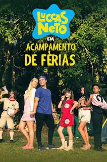 Luccas Neto em: Acampamento de Férias - HDRip Nacional